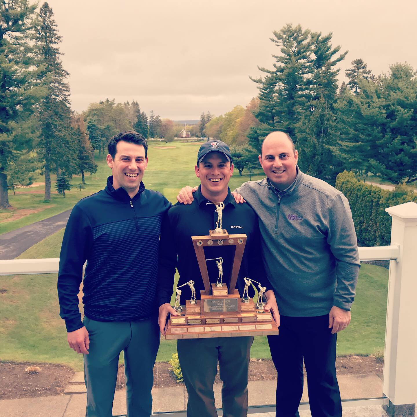 Mark Pothier crowned 67th Apple Blossom Champion